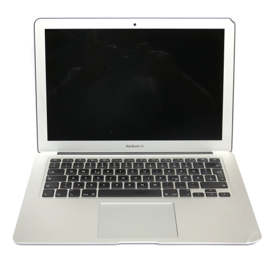 13,3″ Apple MacBook Air 5,2 i5 3427u @ 1,8ghz 4gb Mid 2012 sans HDD