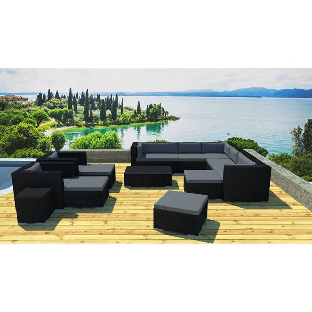 table basse avec pouf topiwall. Black Bedroom Furniture Sets. Home Design Ideas