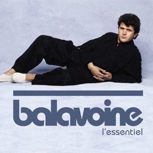 essentiel Best Of Daniel Balavoine: CD Album