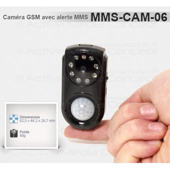 Caméra GSM alerte photo MMS et détection mvt Achat & prix Fnac