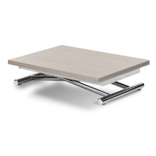 La Maison du Convertible Gingello Table Relevable pas cher Achat