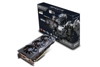 SAPPHIRE carte graphique AMD RADEON NITRO+ RX 470 8G GDDR5 PCI E DUAL