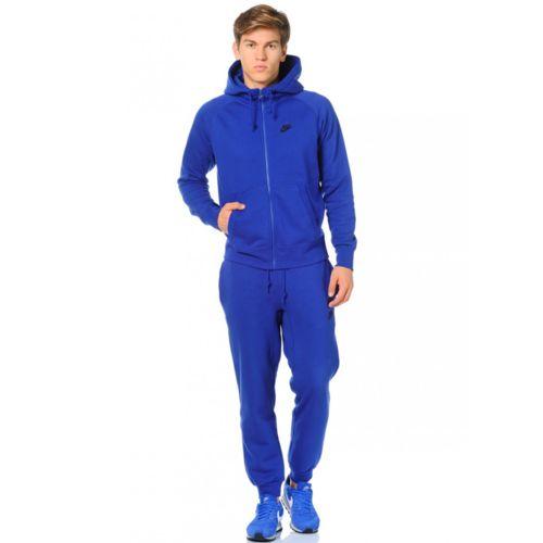 jogging hommes nike bleu