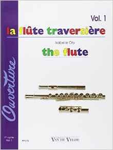 Flûte traversière (La) Volume 1 Isabelle Ory Livres