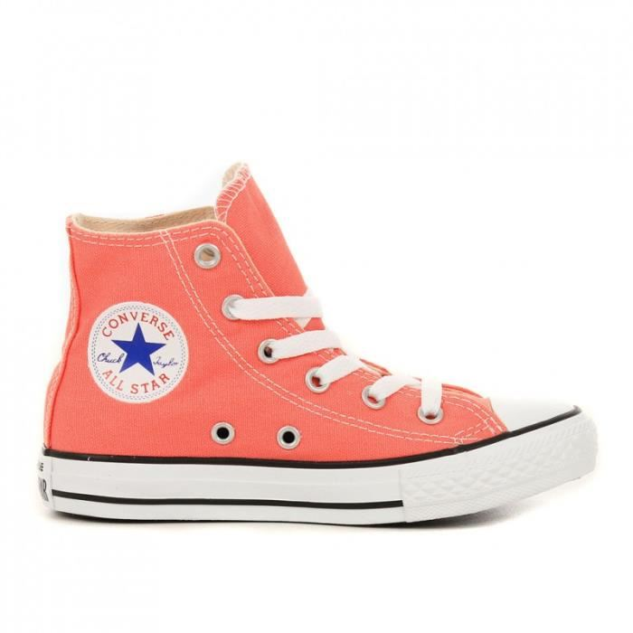 converse 34 rouge