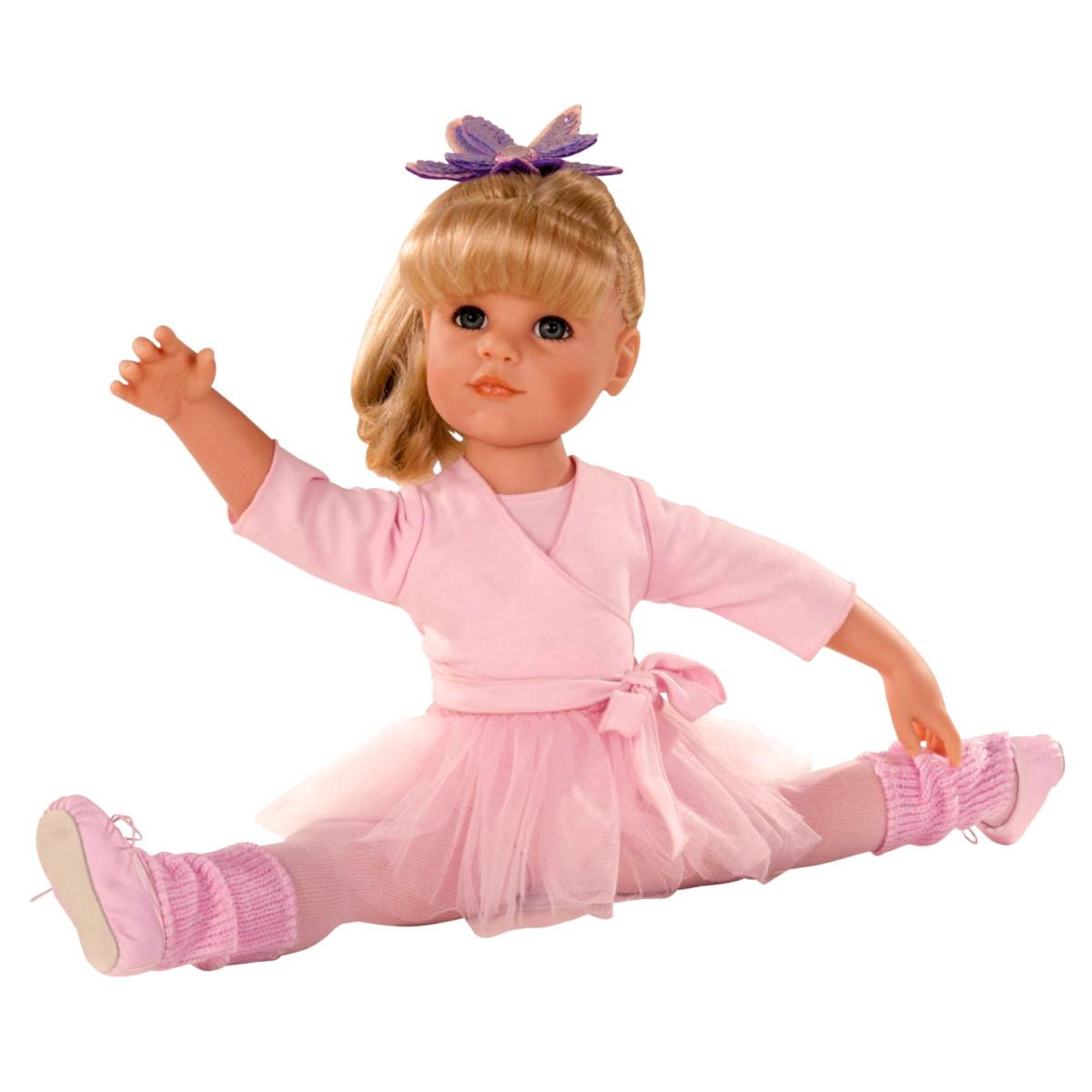 Retrouvez sur notre site d'autres poupées Hannah de 50 cm sous les