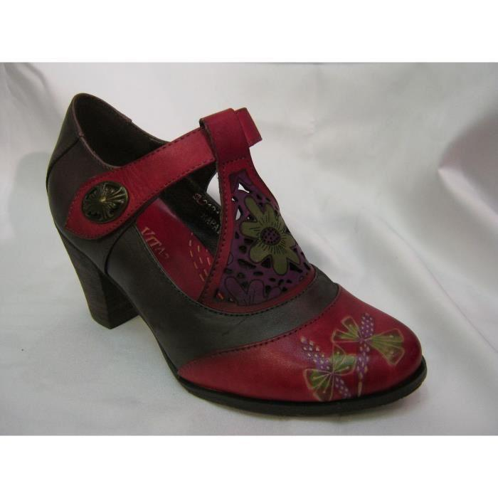 Chaussures Laura Vita bleues PYwzxnfmYj