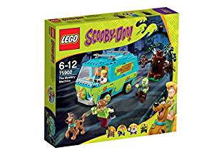LEGO Scooby Doo 75902 Jeu De Construction La Machine