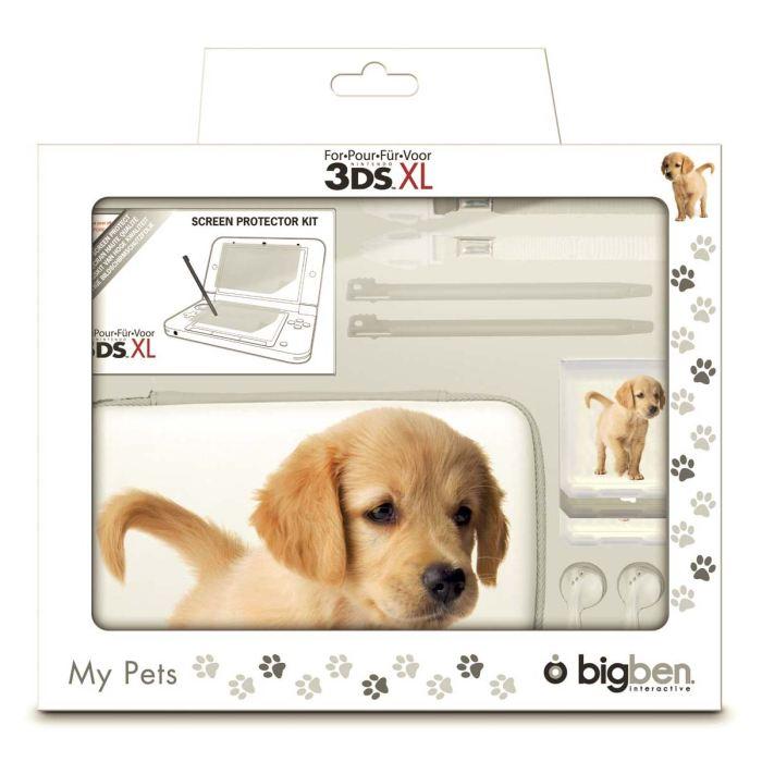 ELEMENTS CHIEN POUR 3DS XL Achat / Vente pack accessoire