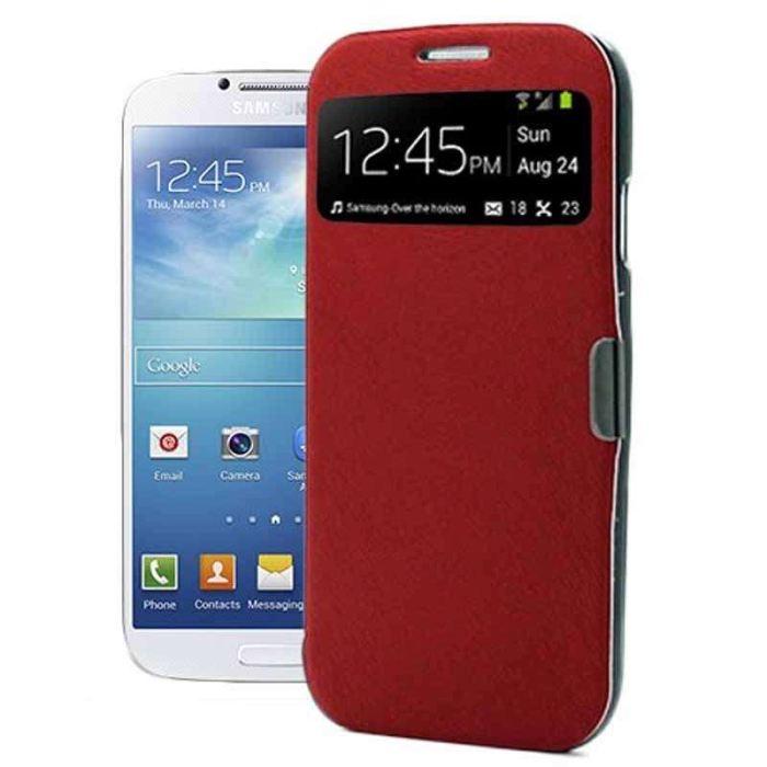 Etui/housse Samsung Galaxy S4 I9500 ? Clapet ouvra Achat housse