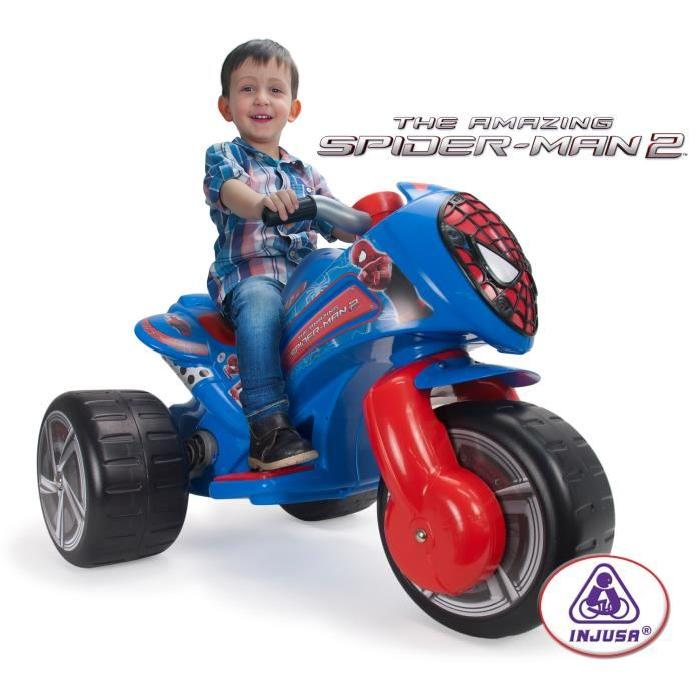 SPIDERMAN Trimoto Electrique 6 Volts Achat / Vente moto scooter