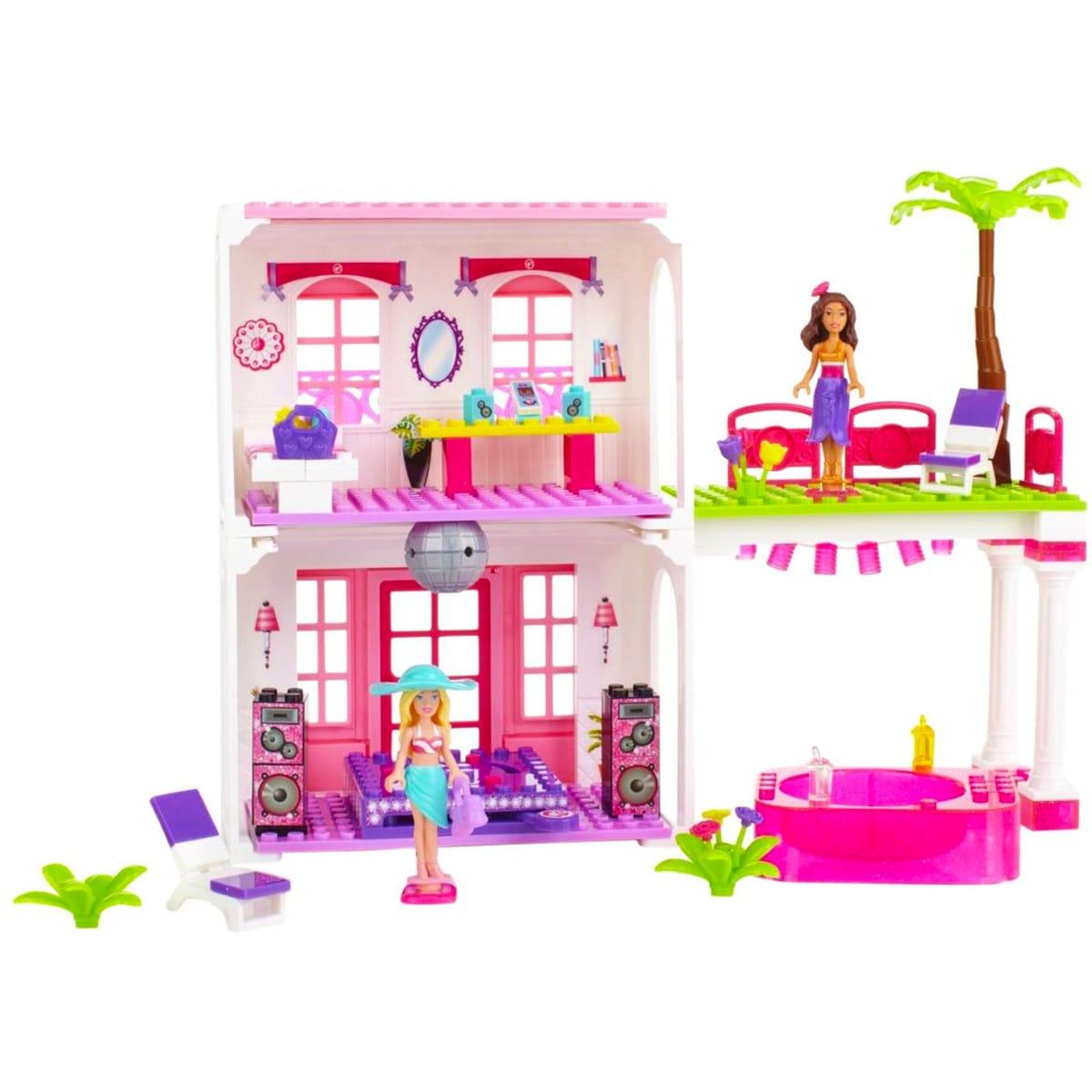 Megabloks Barbie : Fabuleuse maison pas cher à prix