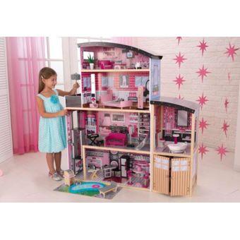 & Poupons Maisons de poupées KIDKRAFT Maison de poupées Sparkle