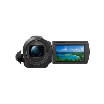 Caméscope Sony 4K Handycam FDR AX33 WiFi NFC Noir Caméscope à