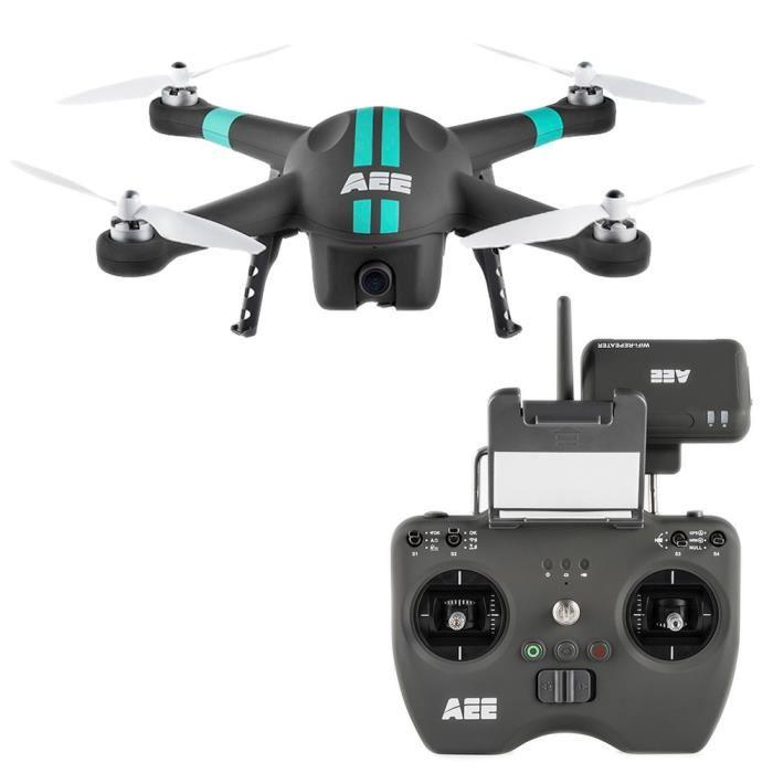 PNJ AEE TORUK AP10 Drone Connecté + Caméra Full HD intégrée