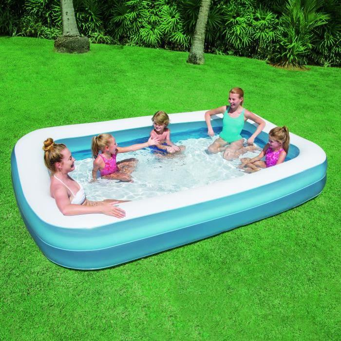 Piscine gonflable enfant topiwall for Photo piscine gonflable