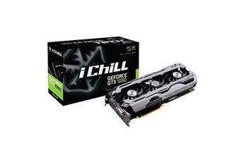 Carte graphique Inno3D iChill GeForce GTX 1060 3GB X3 Inno 3D