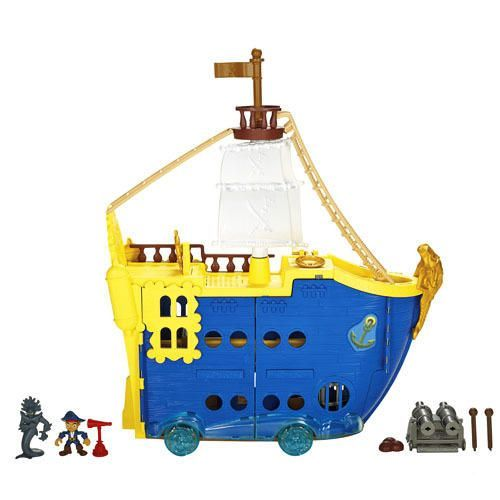 vendeurs pour Fisher Price Jake Et Les Pirates Le Puissant Colosse