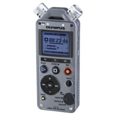 Type de dictaphone : Numérique, Fonctionne sur : Batterie