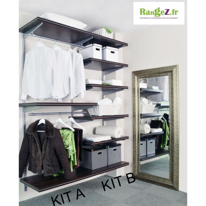 KIT Dressing modèle A Achat / Vente amenagement dressing KIT