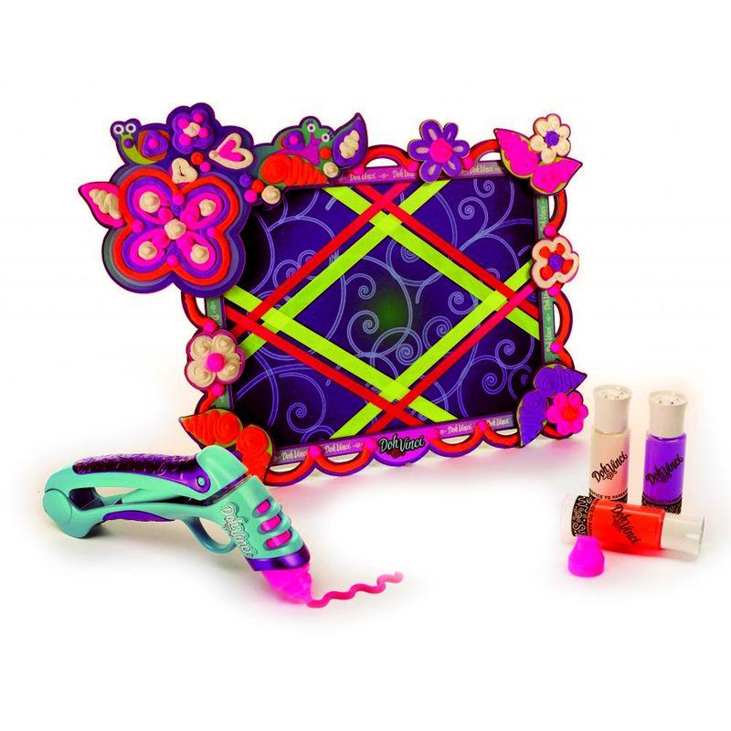 Mon pèle mèle à décorer doh vinci play doh Play Doh