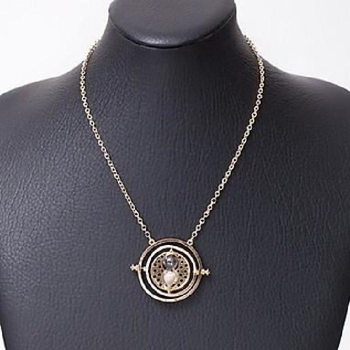 Bijoux collier harry potter temps de pendentif de Achat