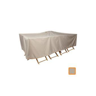 MobEventPro Housse de protection Table de jardin 10 12 places pas