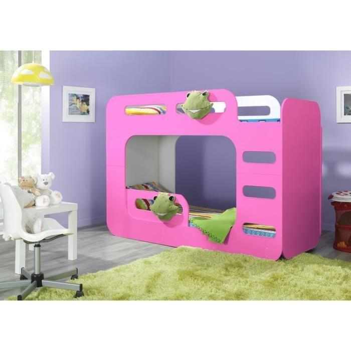 lits superposes topiwall. Black Bedroom Furniture Sets. Home Design Ideas