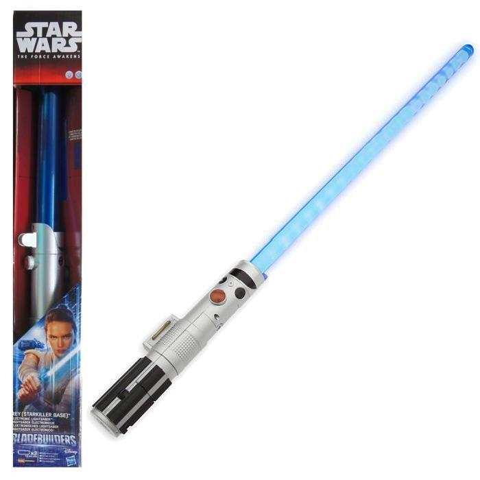 Sabre Laser Électronique Star Wars Episode VII REY Achat / Vente
