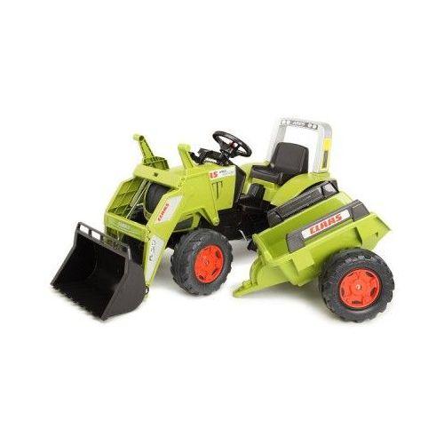 Tracteur À Pédales Claas Ares 697 Atz + Remorque Neuf et d'occasion