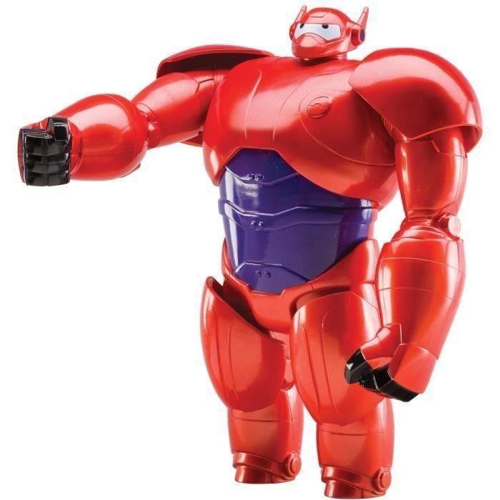LES NOUVEAUX HEROS Grande Figurine Baymax 25 cm Achat / Vente