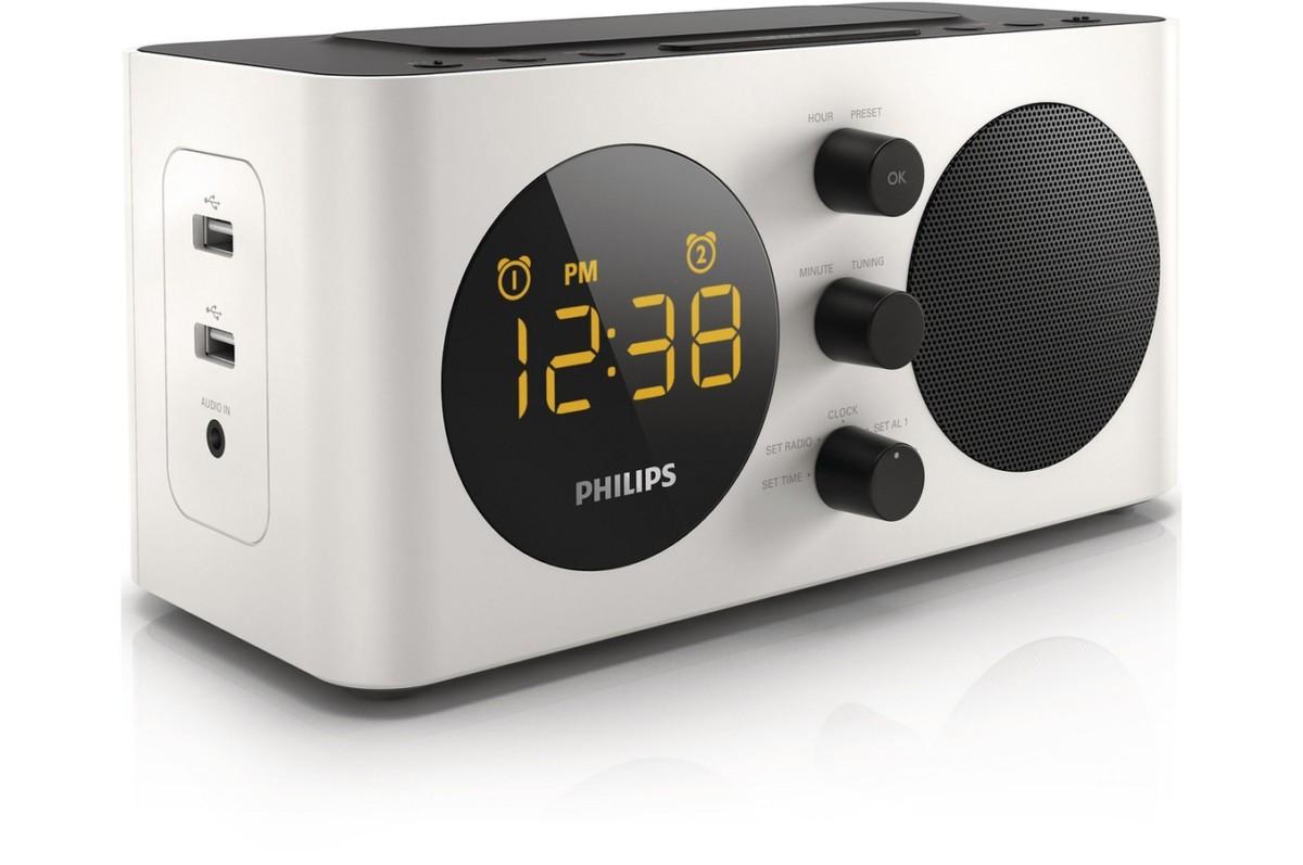 Radio réveil Philips AJ6000/12 (3815447) |