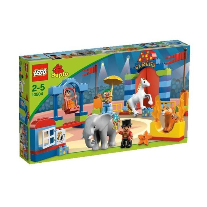 Le Grand Cirque LEGO® DUPLO® 10504 Achat / Vente assemblage
