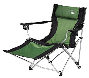 Easy Camp RELAX Chaise longue pliante Vert lime 93 x 92 x 130 cm