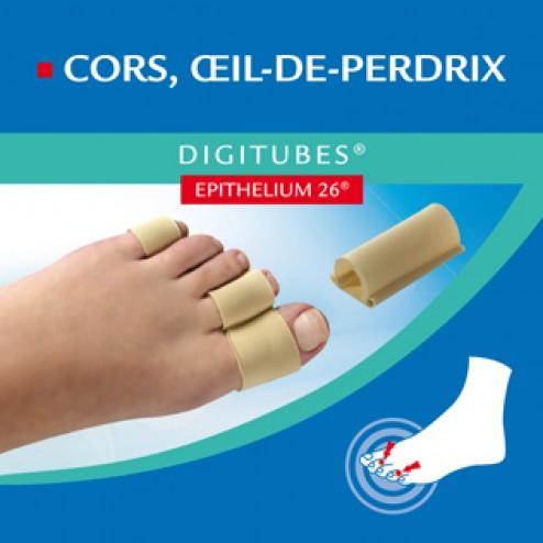 EPITACT CORS, OEILS DE PERDRIX DIGITUBES EPITHELIUM BOITE DE 3