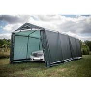 Garage toile / 18,60 m²