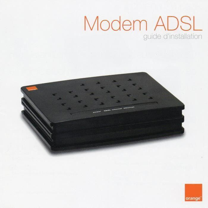 modem adsl AIRTIES (Air 5010) orange Prix pas cher