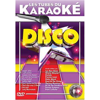 Musique DVD et Blu Ray musicaux DVD et Blu Ray Karaoké