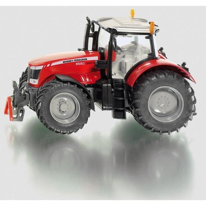 SIKU Tracteur Massey Ferguson Mf 8680 1/32ème Véhicule Miniature