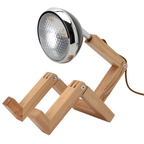 La Chaise Longue Lampe design Mister Woody pas cher Achat / Vente