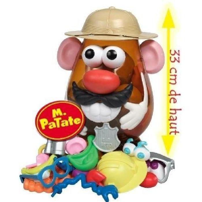 PLAYSKOOL M PATATE Safari Achat / Vente figurine personnage