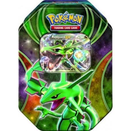 Pokébox Pokémon Pokébox Noël 2015 RAYQUAZA Ex FRANCAIS FR