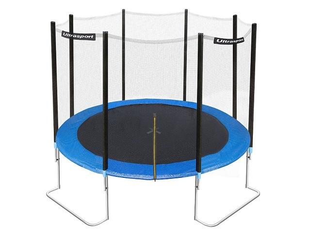 Trampolines par diamètre