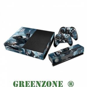 Assassins Creed Xbox One Console amp 2 Controller Protective Decal
