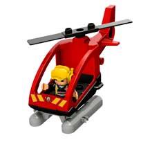 LEGO 5601 DUPLO Jeux de construction La caserne des pompiers