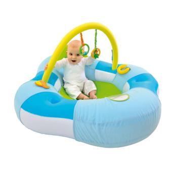 Aire de jeux Baby Cocoon Cotoons Smoby Tapis d'éveil