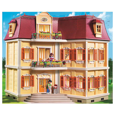 PLAYMOBIL 5302 Maison de ville à prix : pas cher et discount