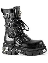 : New Rock Bottes et boots / Chaussures homme : Chaussures et Sacs