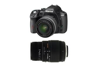 Tout le choix en Appareil photo Reflex de marque Pentax |