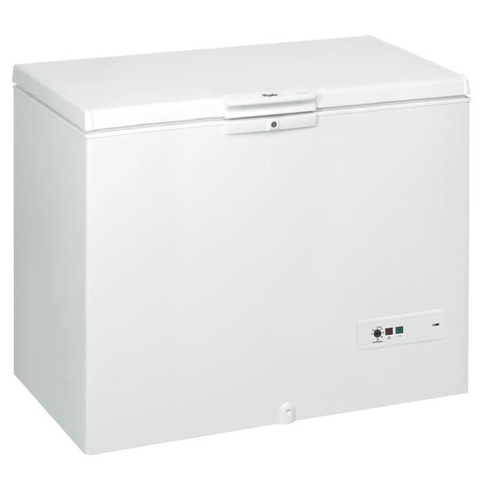 WHM4600 Congélateur coffre Achat / Vente congélateur coffre